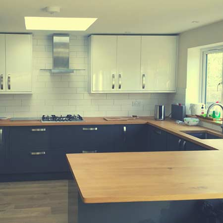 Fitted Kitchen Oxford