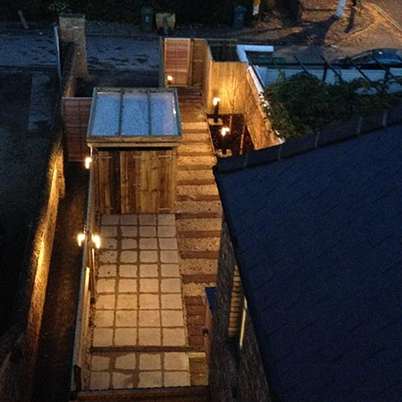 Patio tiling Oxfordshire